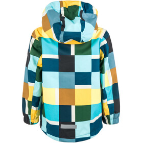 Color Kids Thobias AOP Jacket Kids moroccan blue